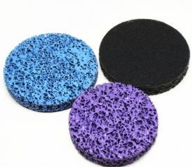 Strip Disc Velcro backing wheel / Clasp Wheel