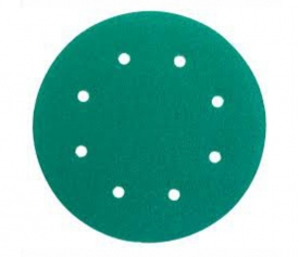 Aluminum Oxide PET Film Backing Disc