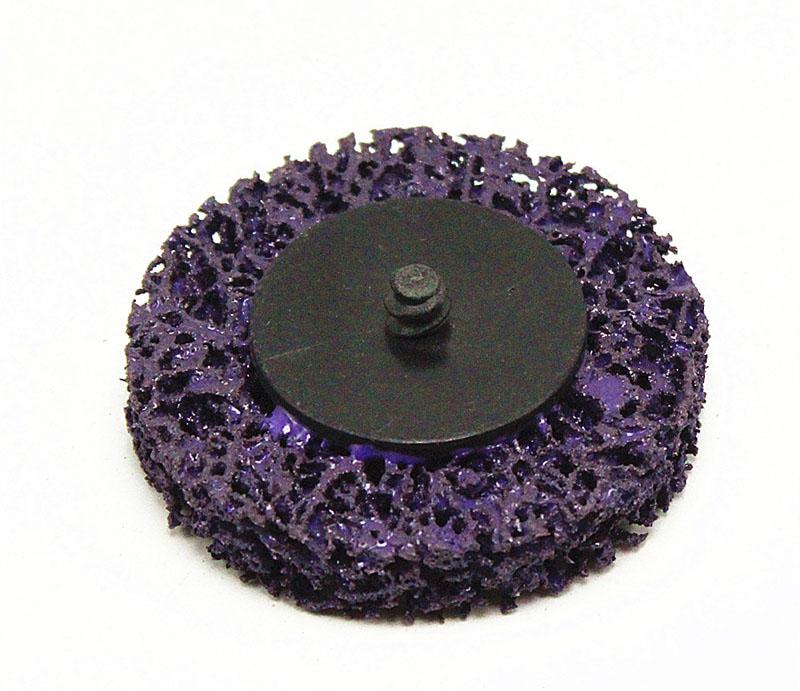Strip Disc Quick Change Wheel / Button Wheel