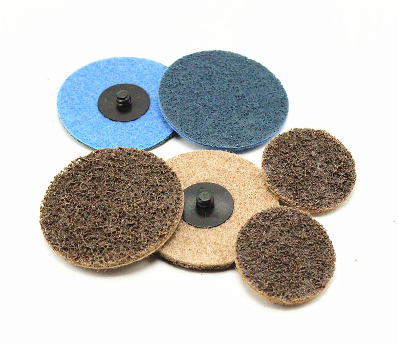 Surface Conditioning Quick Change Roloc Discs