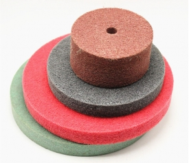 Non-woven Unitized Wheels
