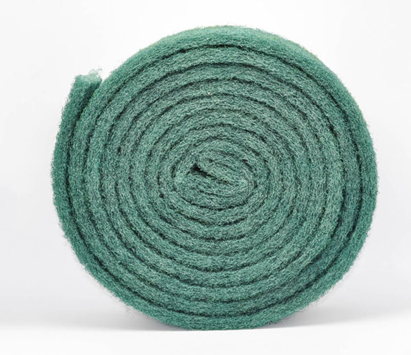 Non-woven Abrasive Scouring Rolls And Scouring Pads 8698