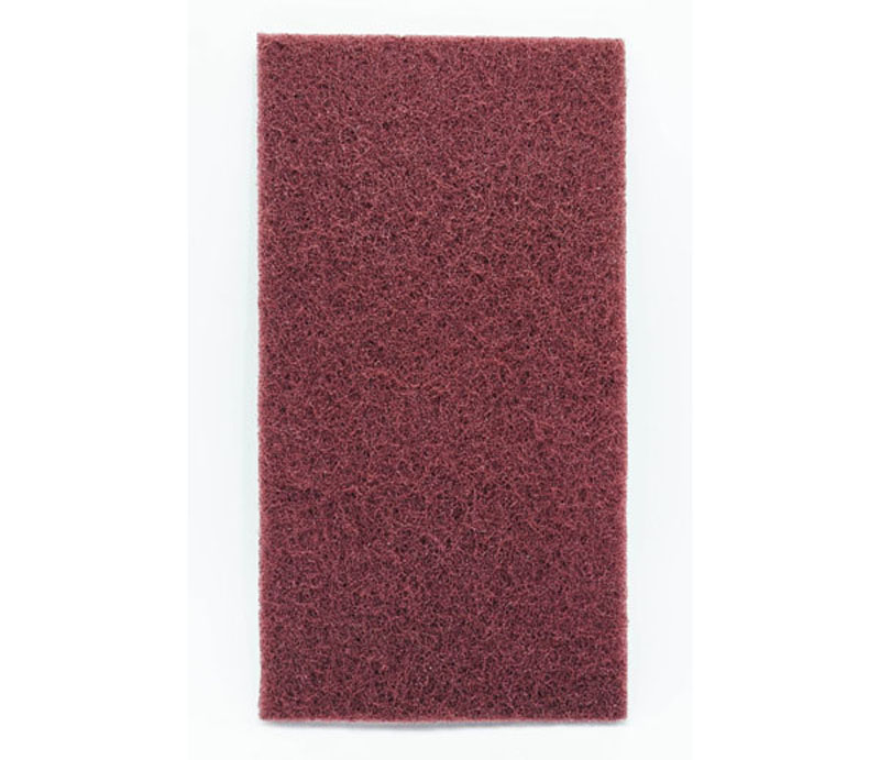 Abrasive Non-woven Scouring Rolls And Scouring Pads 7447