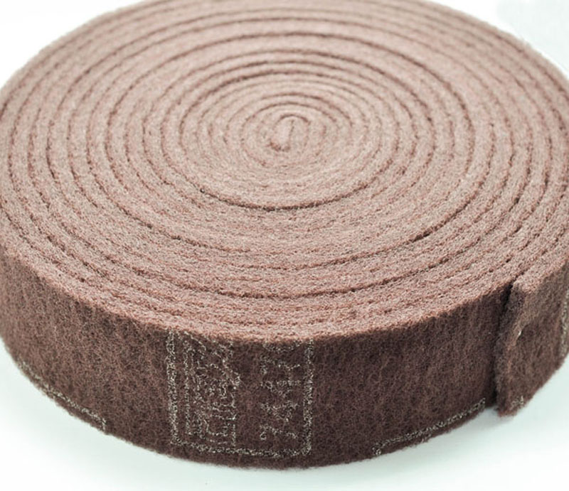 Non-woven Abrasive Scouring Rolls And Scouring Pads 7447C