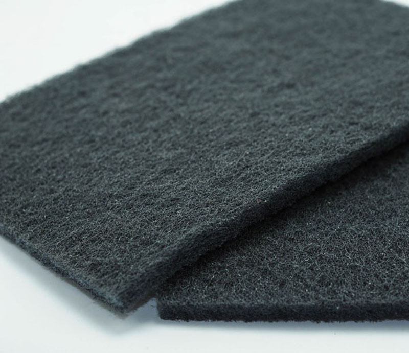 Non-woven Abrasive Scouring Rolls And Scouring Pads 8447
