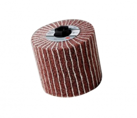 Combi Non-woven Flap Brush Wheel / Interleaf Drums