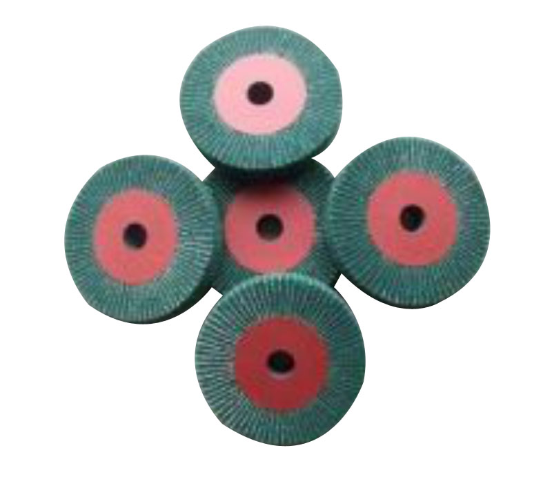 Non-woven Flap Wheels / Combi Flap wheels