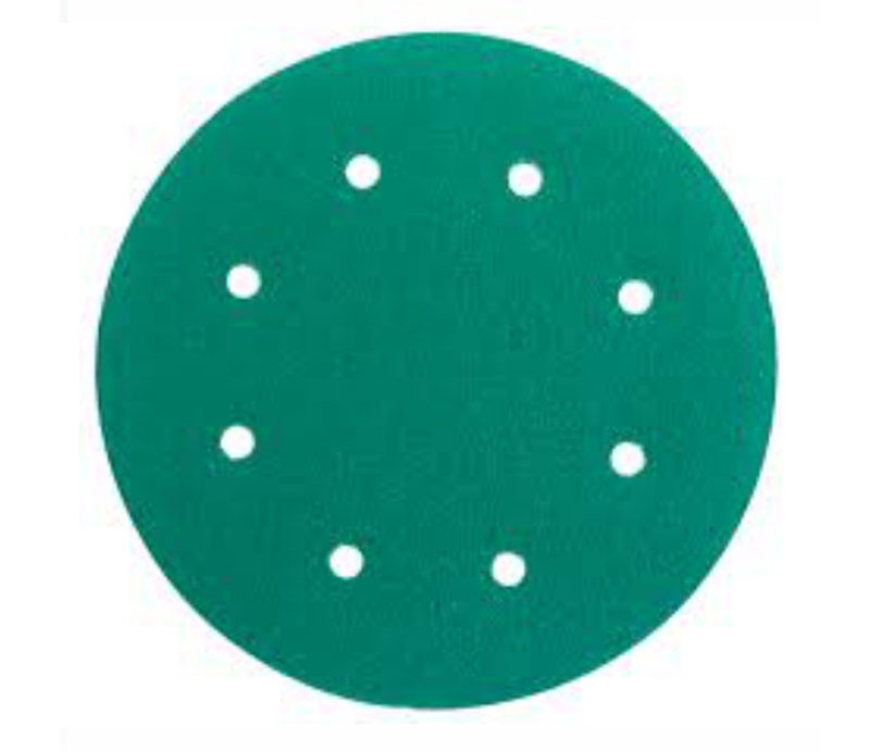 Aluminum Oxide PET Film Backing Disc