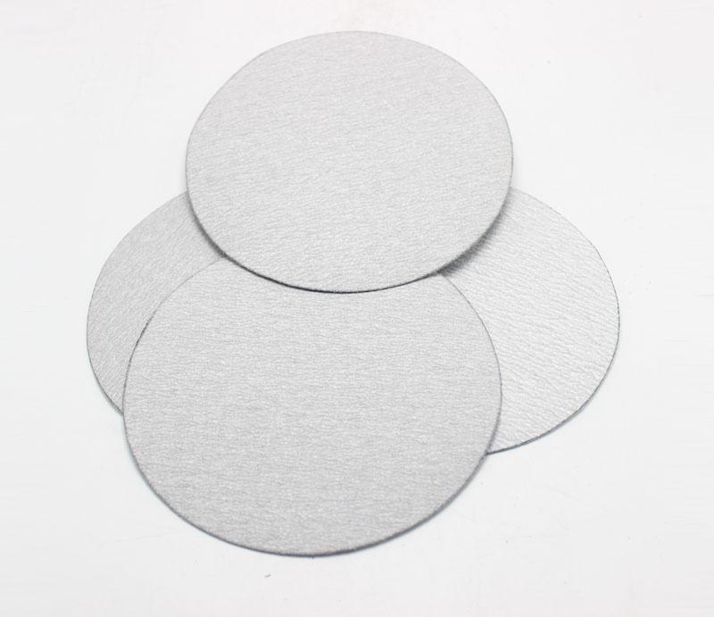 Stearated Aluminum Oxide Velcro/PSA Disc
