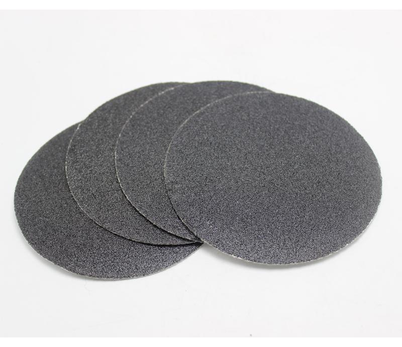 Silicon Carbide Velcro/PSA Disc